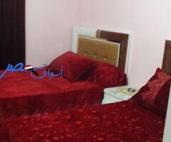 شقة مفروشة سوبر لوكس للايجار بشارع حيوى بمدينة نصر