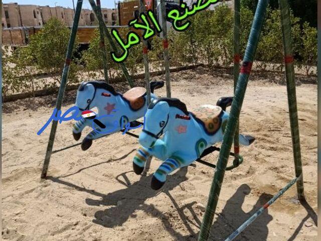 مصنع العاب اطفال فى مصر الآمل للفايبر جلاس - 2