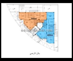 دوبلكس 360م في الشماليات بسعر مغري وموقع متميز مع تسهيلات في السداد