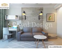 شركات تشطيبات - تكلفة تشطيب شقة 200 متر 01119959188