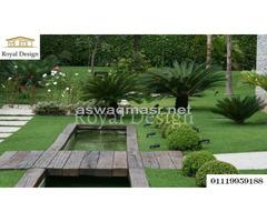 لاند سكيب - شركة تنسيق حدائق بالقاهرة  01119959188